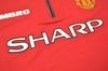 Манчестер Юнайтед ретро футболка сезона 1998-99